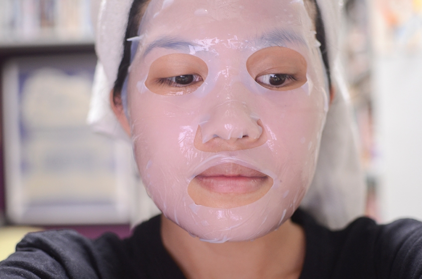 Leaders InSolution Medi-curing Mask - Calming Dressing - Mask