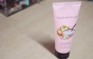 My Beauty Diary - Egg White Gommage Peeling