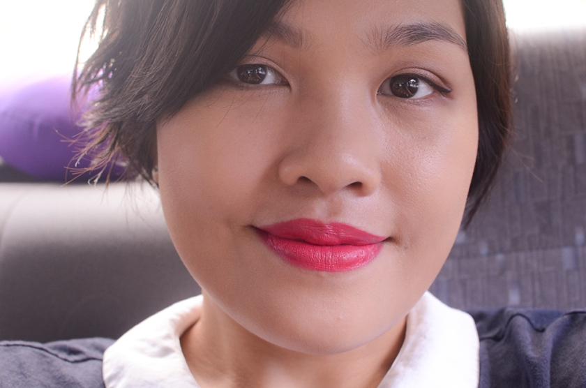 20 Days of Lipstick - Guerlain Gourmandise