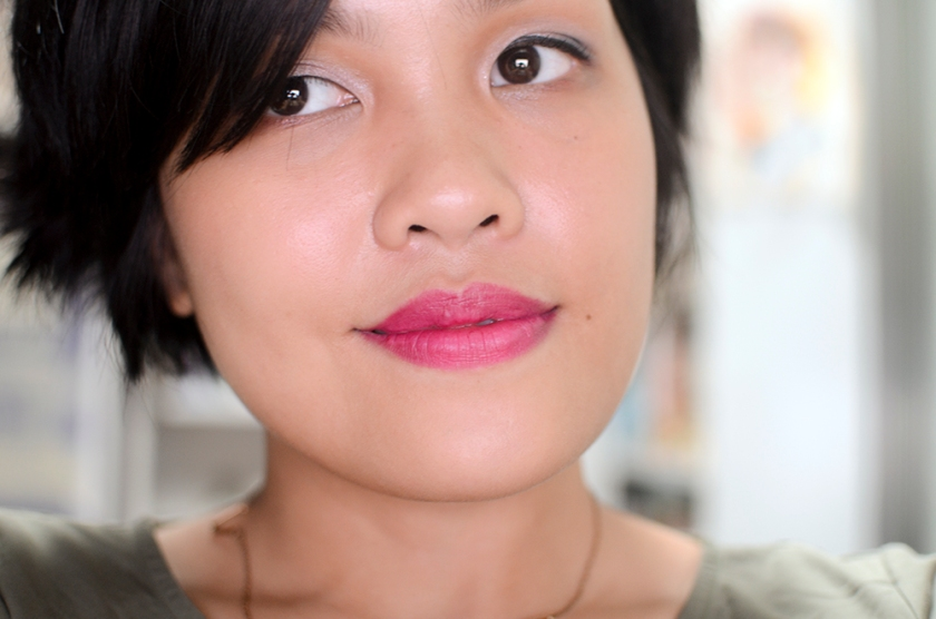 20 Days of Lipstick - MAC Rebel