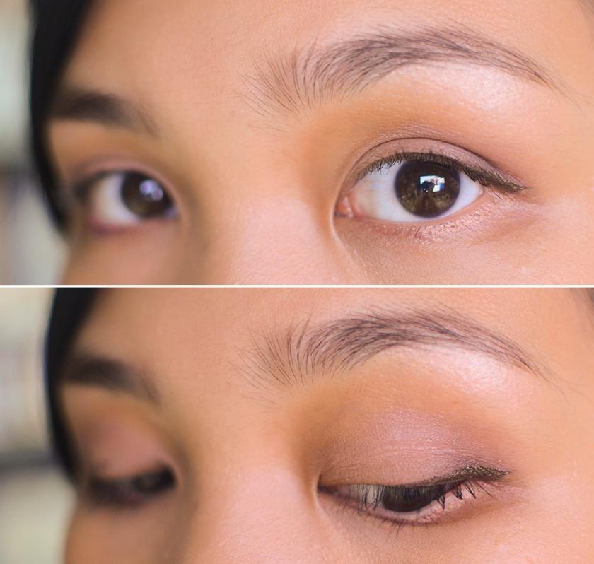 FOTD - Ginger Lily - Eyes