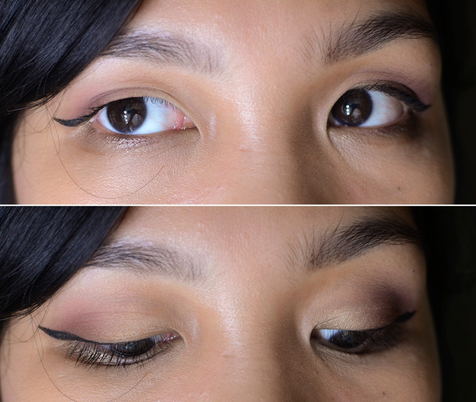 FOTD - Wedding - Eyes