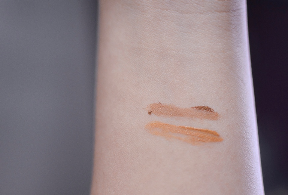 K-Palette - Eyebrow Mascara - Swatches