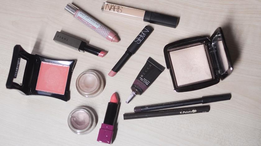 Lazy Girl Makeup - Quick Stuff