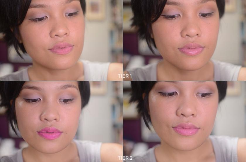 Le Metier de Beaute - Gemini's Kiss - Face - Tier 1, Tier 2