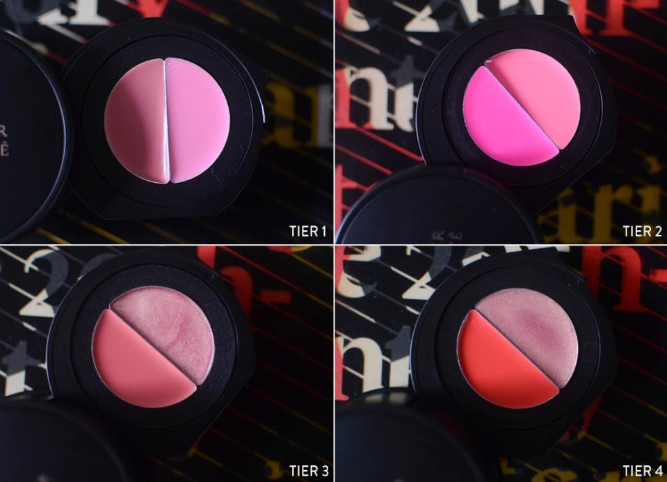 Le Metier de Beaute - Gemini's Kiss - Layers copy