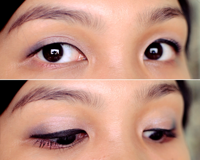 Victorian Disco FOTD - Eyes