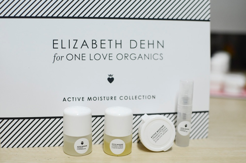 Elizabeth Dehn For One Love Organics - With Card