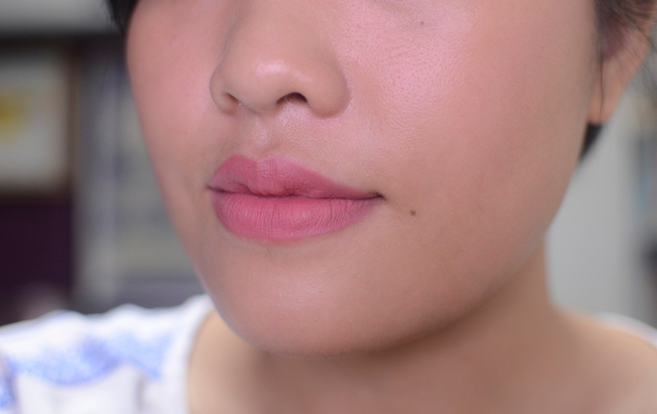 MAKE Super Matte Lip Pencil After