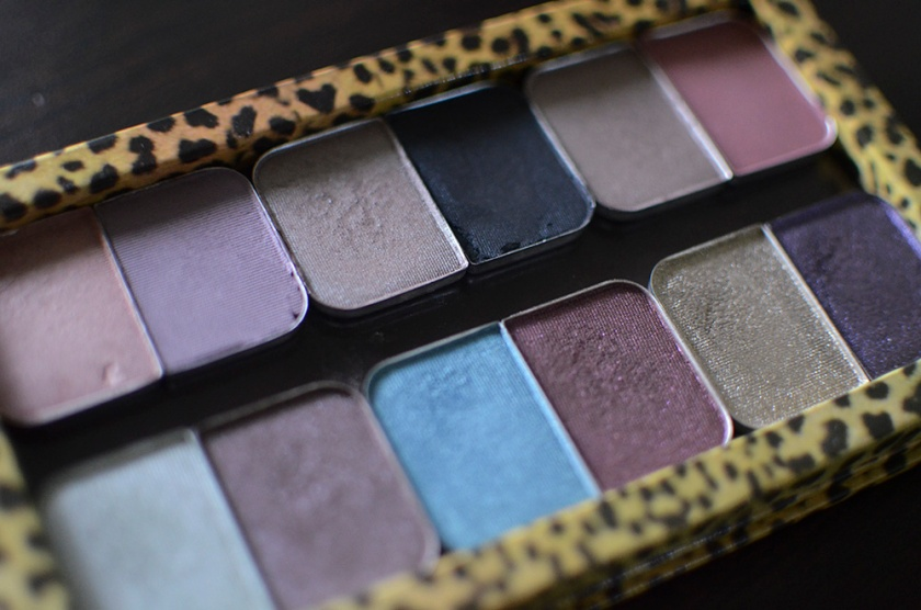 NARS Eyeshadows Duos - Depotted1