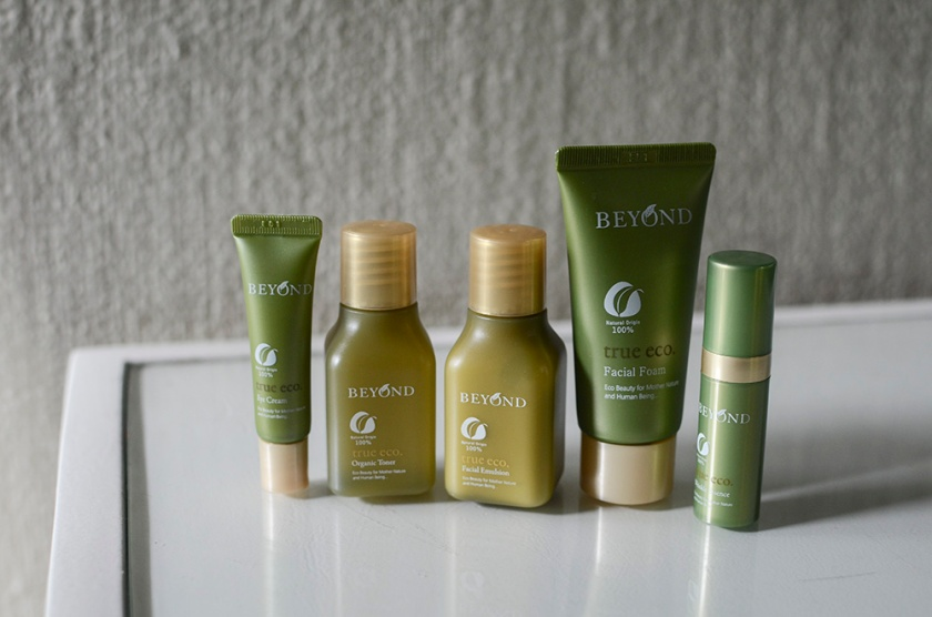 Beyond True Eco Line - Skin Care Special Kit