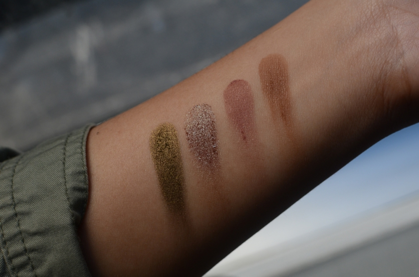 Le Metier de Beaute - After Dark Kaleidoscope - Swatches