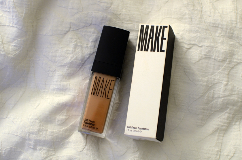 MAKE Soft Focus Foundation - Bottle