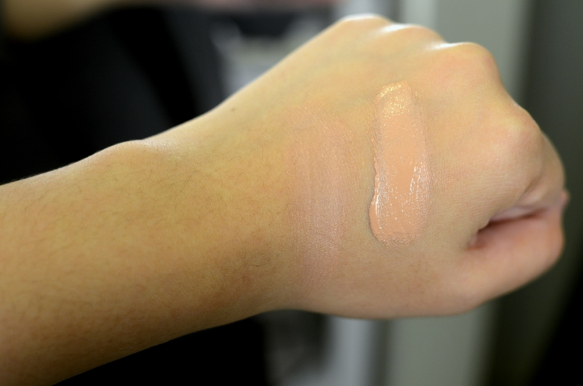 MAKE Soft Focus Foundation - Swatches