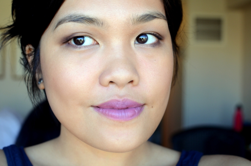 NARS - Audacious Lipsticks - Dominique - Face
