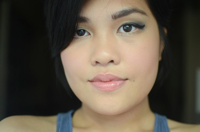 bareMinerals Degrees of Dazzling - Day 7 Look
