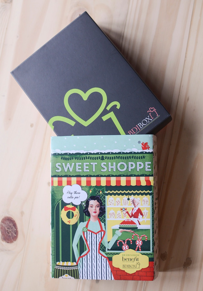 Benefit x BDJ Nox 2014 - Benefit Sweet Shoppe