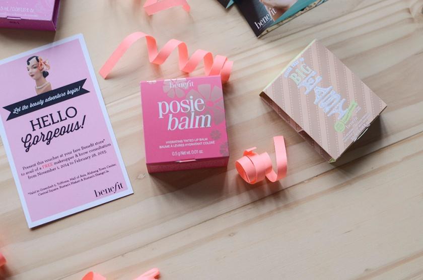 Benefit x BDJ Nox 2014-PosieBigEasy