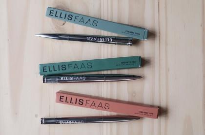 Ellis Faas - Creamy Lips, L102, Creamy Eyes E106, E113 - Header