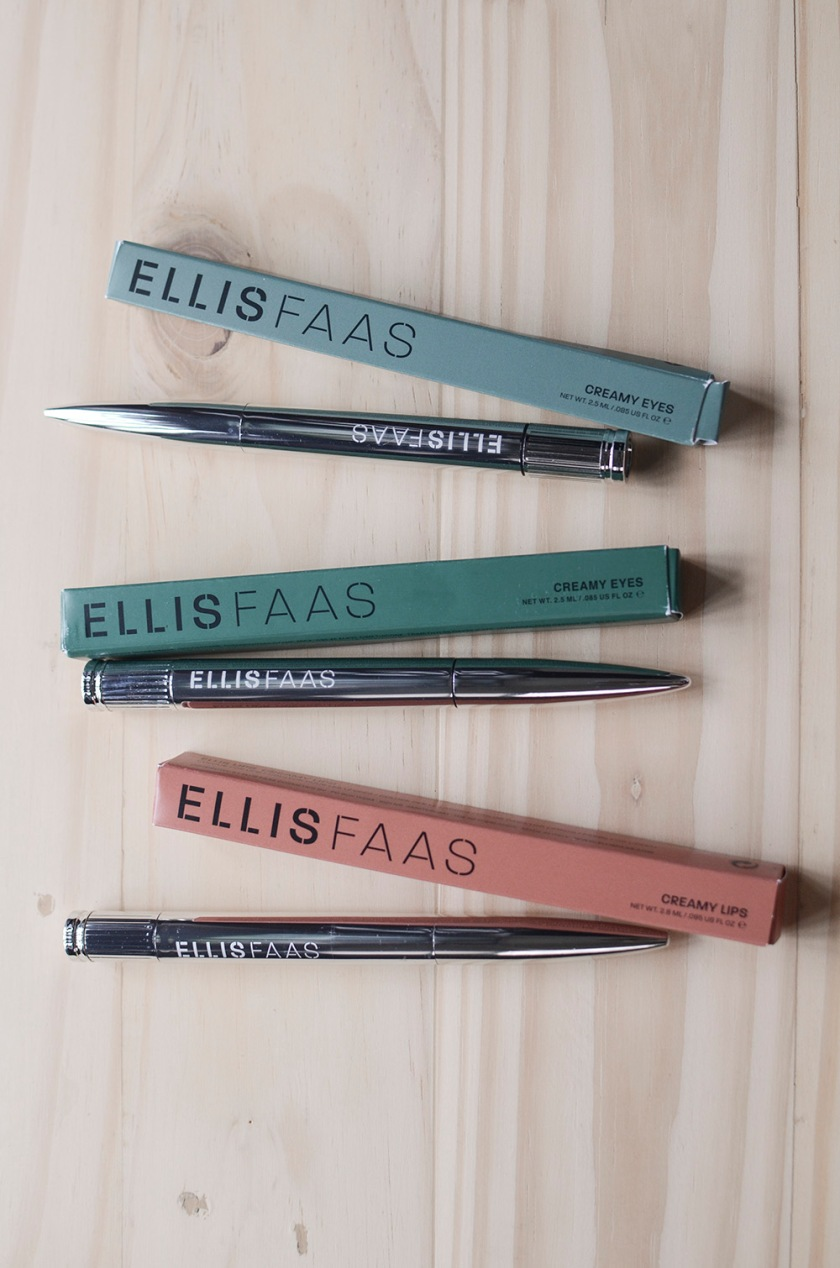 Ellis Faas - Creamy Lips, L102, Creamy Eyes E106, E113 - Main