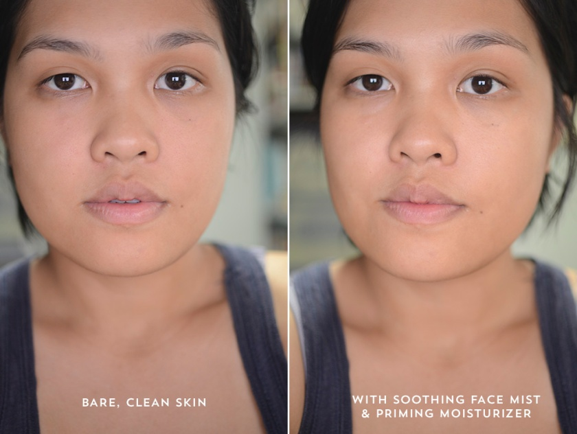 Glossier - Step 1 and Step 2