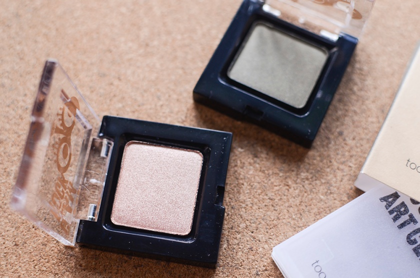 TCFS - Glam Rock Urban Shadow - 13 Viva Green, 3 Peach Glow