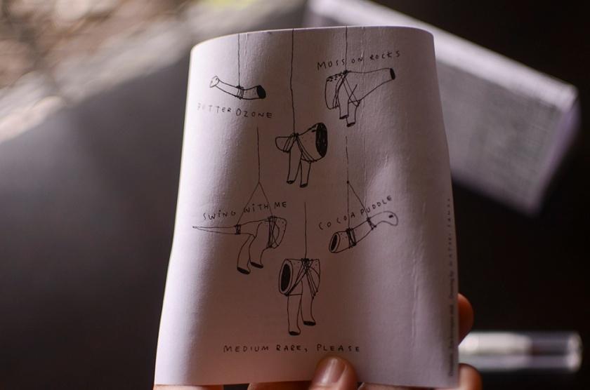 Too Cool for School - Dinoplatz - Eye Krrrayon - Pencils - Shades