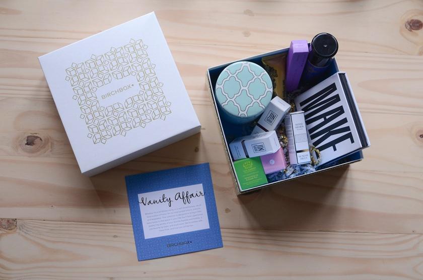 Birchbox - Vanity Affair