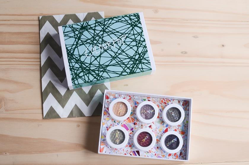 ColourPop Super Shock Eyeshadows - Not a Box of Chocolates