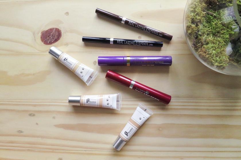 KPalette - Mascara, Pencil Liner, Concealers