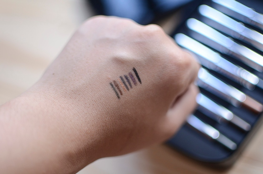 Marc Jacobs The Skyliner - Petites Highliner Collection - Swatches