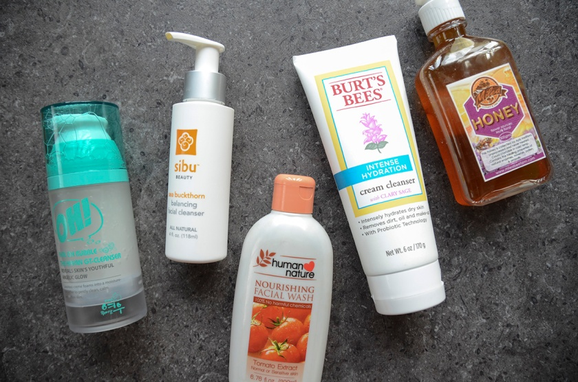 5TF - Cleansers