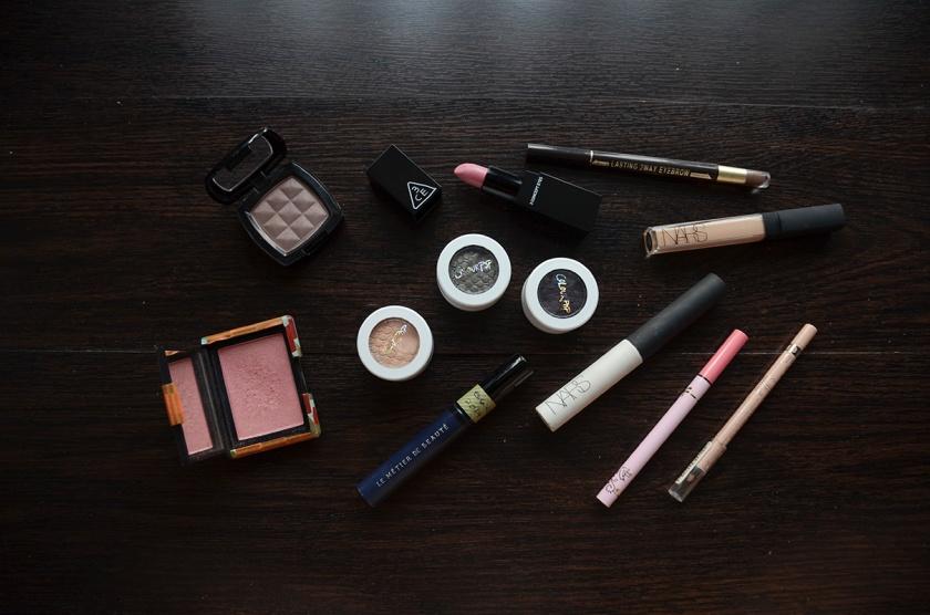Colourpop FOTD - Products