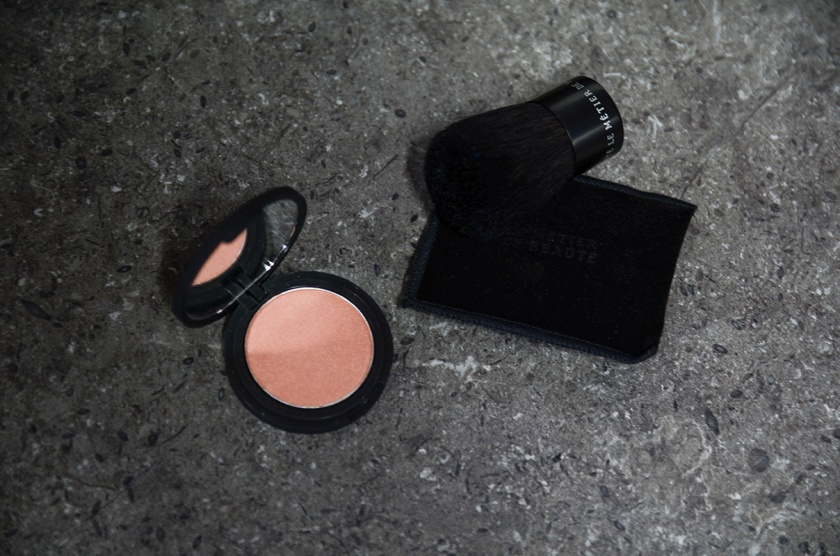 LMdB Beauty Vault VIP - Jan 2015 Unboxing - Blush and Brush