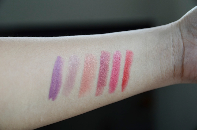 LipstickMenu,April-Swatches