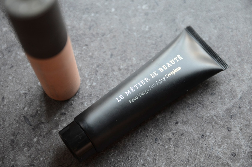 ToT - Le Metier de Beaute Peau Vierge Anti Aging Tinted Complexe, Becca Shimmering Skin Perfector - LMdB