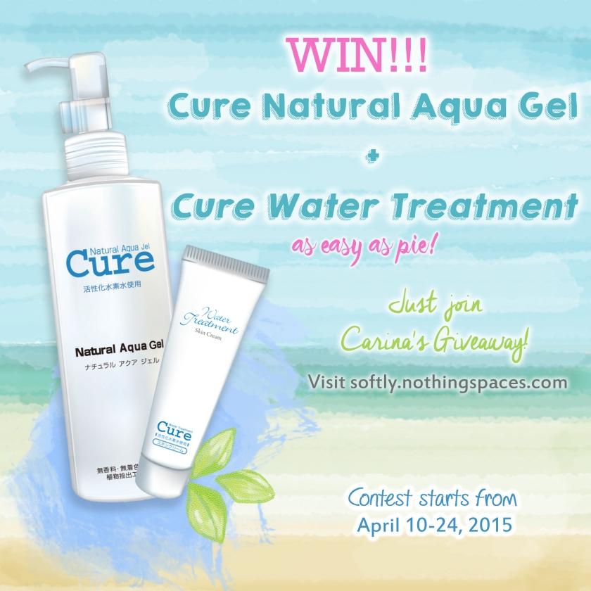 Natural Aqua Gel Cure Cosdna