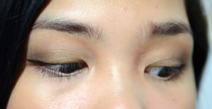 FOTD - Olives and Pears - Eyes