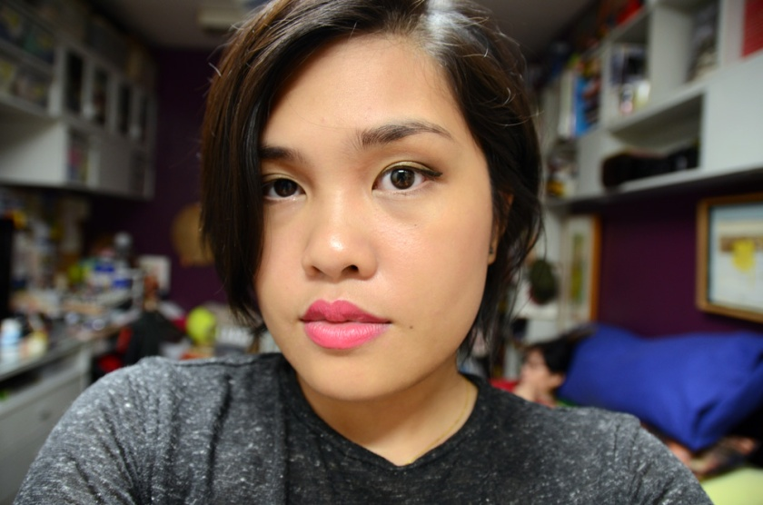 FOTD - Olives and Pears - Face1