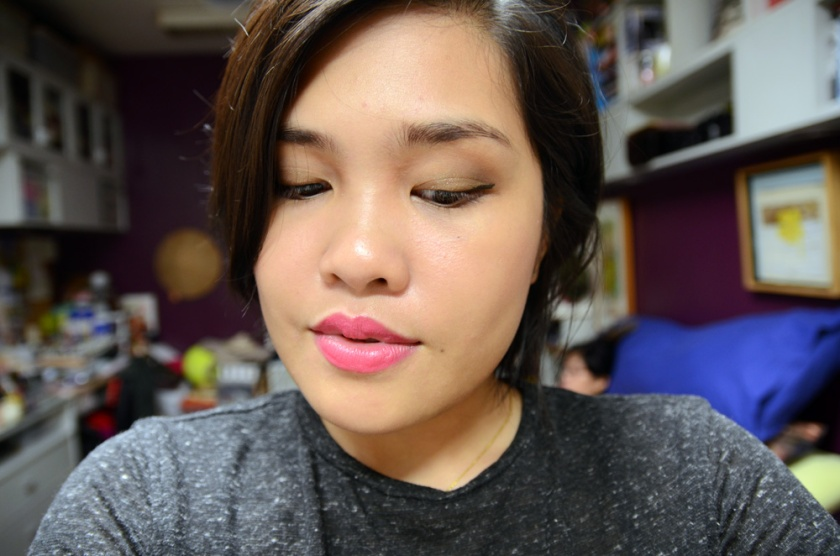 FOTD - Olives and Pears - Face2
