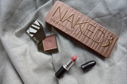 Go-To Urban Decay Naked 3 Look