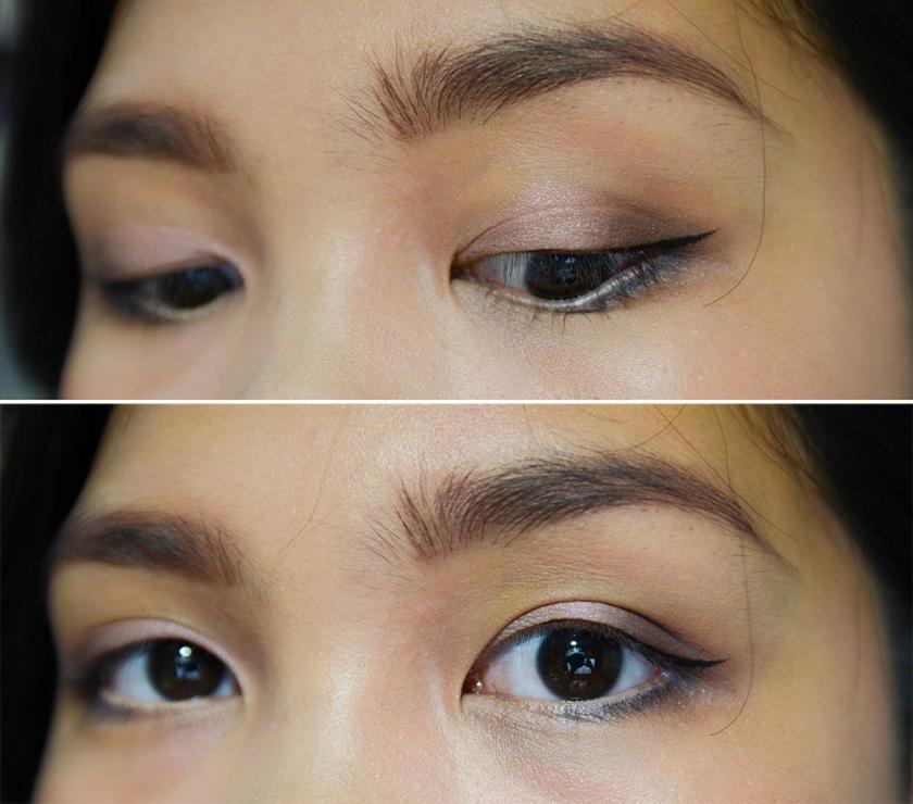 NARS - Dual Intensity Eyeshadow - Look 1 - Europa, Ursa Major, Giove