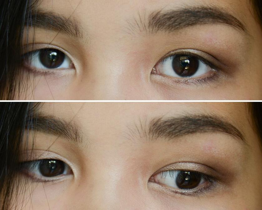 NARS Dual Intensity Eyeshadow - Look 2 - Eyes2