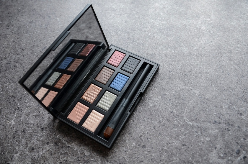 NARS Dual Intensity Eyeshadow Palette - Pans