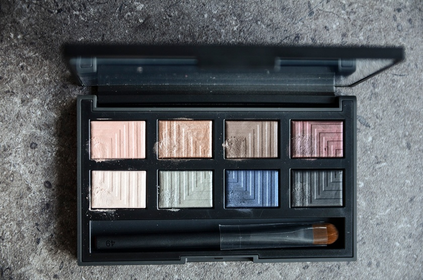 NARS Dual Intensity Eyeshadow Palette - Pans2