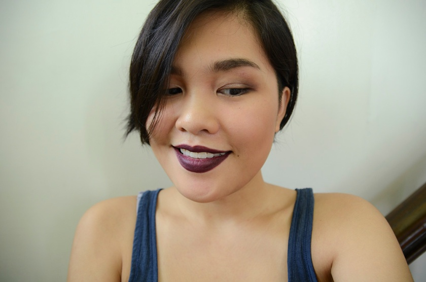 NARS Velvet Matte Lip Pencil in Train Bleu | Softly Sometimes