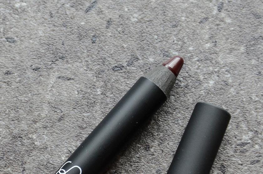 NARS Velvet Matte Lip Pencil - Train Bleu - Tip