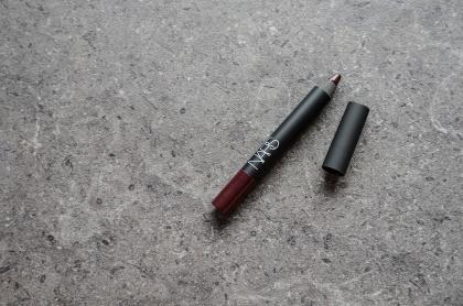 NARS Velvet Matte Lip Pencil - Train Bleu