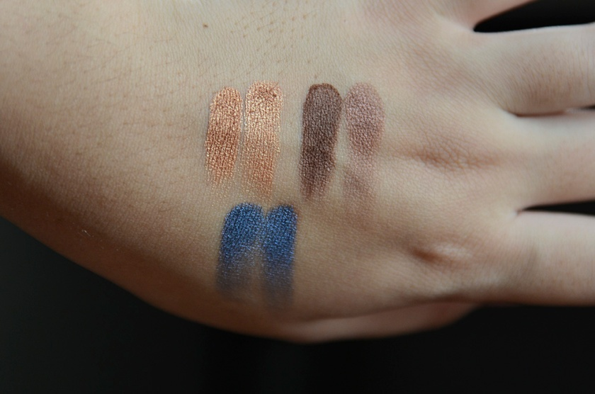 Le Métier de Beauté Beauty Vault VIP May 2015 - Swatches, Sexy Eye Palette ve Melange