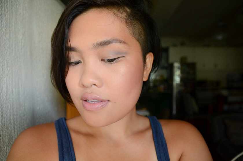FOTD Navy Cut Crease 3